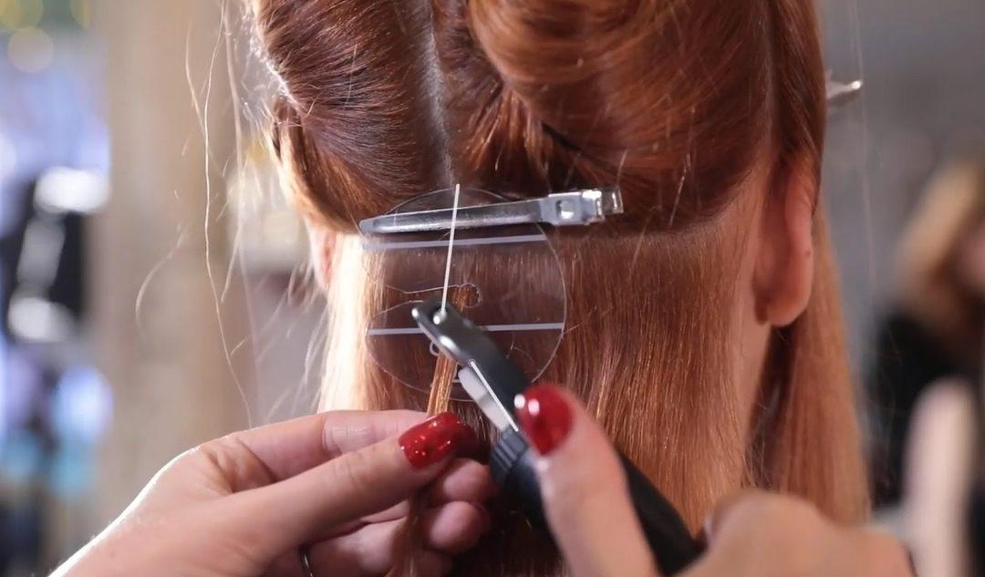 extensión de cabello ultrasonido bilbao